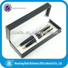 2014 Luxury Business Black Pen Box Gift Set
