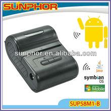 SUP58M1-B pocket sized bluetooth printer