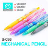 plastic mechanical pencil, china pencil, grip pencil