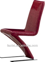 The most cheapest Chrome Z Shape Dining Chairs on alibaba Buy Chinese products online