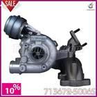 Turbocharger GT1749v 038253019a 713673-5006s 713672-5006s for Audi VW