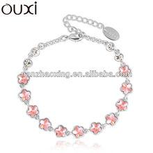 2015 summer fashionalbe 18k gold girls friendship bracelets