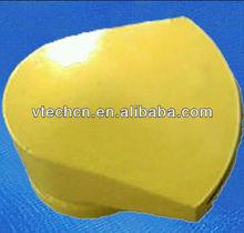 Good market aluminum, machined surface, rust and corrosion inhibitor, Splash Head WP-02-02