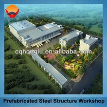 High Quality Structural Steel Prefab Workshop