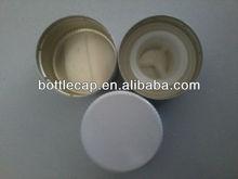 aluminum -plastic cap