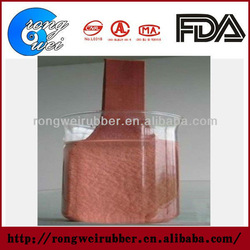 Swelling rubber waterstop for construction joint