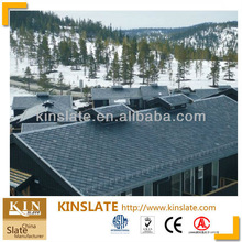 Kinslate the hottest slate stone black roofing tiles