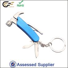 Lovely mini hammer keyrings wholesale