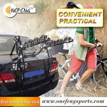 bike trunk rack,rear bike carrier,trunk bike carrier