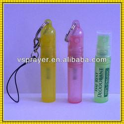 plastic bottles 2 ml spray ( Bottle, Sprayer & Cap) w/10 mm Neck
