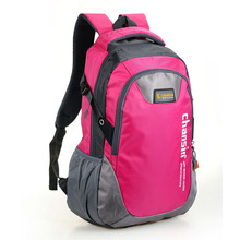 Leisure style special hiking backpack with computer compartment