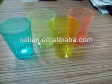 5oz plastic clear cup,wine cup,wine glass