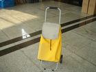 YY-28X03 foldable grocery cart bag trolley
