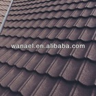 corrugated metal roof tiles villa roof tle