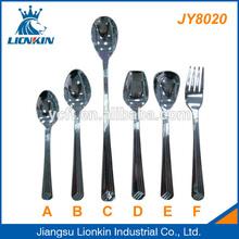 JY8020 stainless steel ice cream spoon