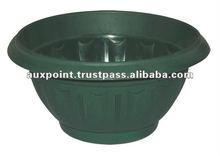 Flower Pot Without Hanger - 1171 Green