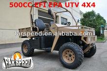 500cc 4x4 Utility Vehicle