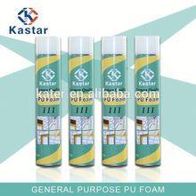 waterproof expanding PU foam