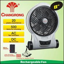 CR-8208 Hot Selling High Quality greenhouse solar fan