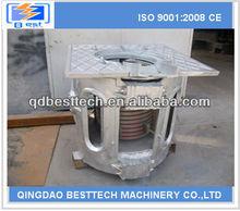 1-10 t electric furnace, melting furnace, scrap metal melting machine