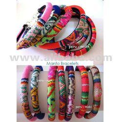 Cusco Bracelets for men and women. Handmade in Peru.