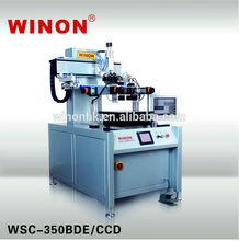 WINON High Precision CCD Semi-Automatic Flat Screen Printing Machine - WSC-350BDE/CCD