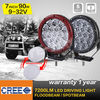 90w round cree led driving light ,led off road light for ATV,UTV,TRUCK ,4x4 off road use.