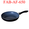 Aluminum westen style grey ceramic induction fry pan