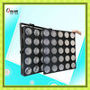 guangzhou stage light Multi-function 5X5 RGBW 4 in1 led blinder matrix stage light