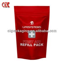 Sachets bolsa doy pack bags/Safty food grade lami