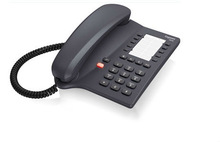 Wall mountable corded phone with 5 last dialled numbers list GIGASET EUROSET 5010