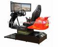 2013 7d simulador de corridas de velocidade arcade driving car