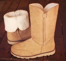 Corderito Boots Genuine Leather