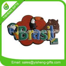 Tourist Souvenir Fridge Magnet, Custom Rubber Fridge Magnet