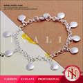 2013 Ali expreso venta al por mayor de la pulsera de cadena con los encantos LKNSPCH161