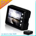 720p protable hd carro gravador de vídeo gsensor ngith visão