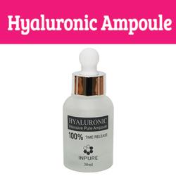 Hyaluronic Ampoule/facial ampoule/hyaluronic acid ampoule
