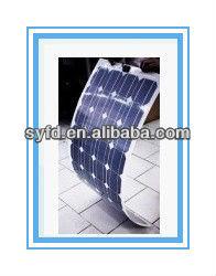 Sunpower Panel Solar Flexible Thin Film 130W