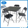 dobrável ponte de mesa e cadeiras set