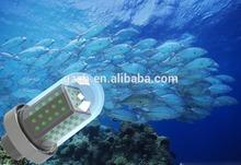 12V 24V solar power pool lights boat fishing light led underwater fishing light