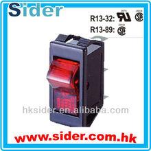 SCI Rocker Switch R13-32/89 Series