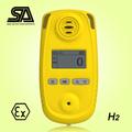 El registro de datos, h2 portátil detector de gas, detector de hidrógeno