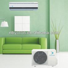 7000BTU-36000BTU Wall Mounted Split Air Conditioner Yoton Professional Air Conditioner Manufacture in China