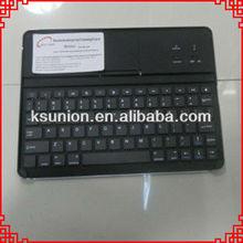 New arrival wireless slim Bluetooth keyboard case for iPad