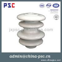 Electrical porcelain bushing isolator