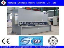 High Efficiency Electric CNC Shearing Machine,CNC Cutting machine