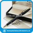 Samll MOQ Gift Urban Parker pen accept paypal