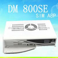Original DM800 SE hd Linux SET TOP BOX DM800HD SE dm 800hd se sim a8p