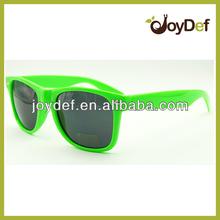 Promotional neon wayfarer sun glasses