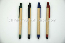 wholesale new promotional recycled paper pen
